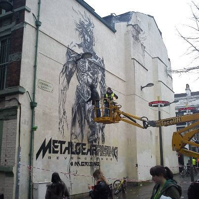 Some Liverpool @Reddit users spotted this Raiden wall art! You ready for #MGRising? Pre-order @ http://bit.ly/Van9v1 http://pic.twitter.com/gQETDPft