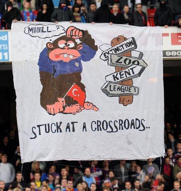 Video: The shocking Millwall abuse of Leeds forward El Hadji Diouf