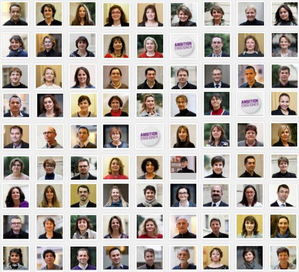 Thumbnail for Ambition enseigner :  la campagne de recrutement des enseignants