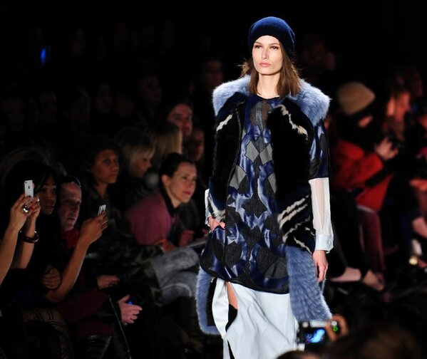RT @yawyw: BCBG Max Azria's F/W 2013 Collection at #NYFW is meant for avid travelers. | Review by @coyierr http://bit.ly/XsfDeI http://pic.twitter.com/piPzTNbZ