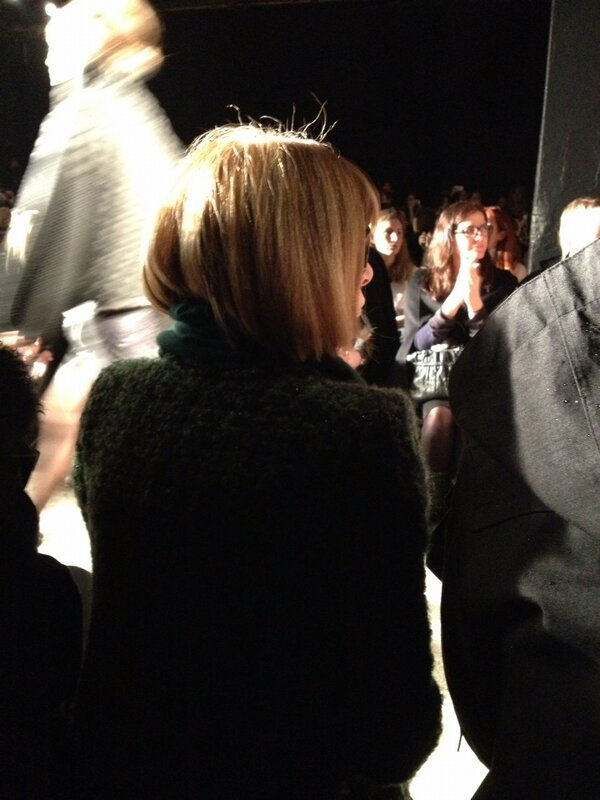 Anna Wintour's posture is nothing to sniff at @cutblog  #nyfw http://pic.twitter.com/9YSTJbUZ