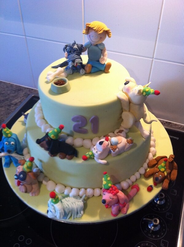 Karleen Minney On Twitter Birthday Cake For 21 Year Old Tim Have A Great Day Xoxo Tco SQOqClTL