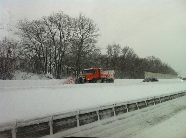 I heard the collective groan on news the travel ban goes on. Trust me roads r not ready yet http://pic.twitter.com/IwPNrGqG