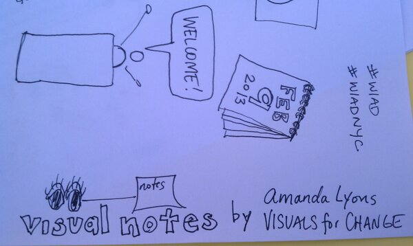 #visualnotes happening in #nyc at #wiad woohoo! http://pic.twitter.com/BpPMnPtO