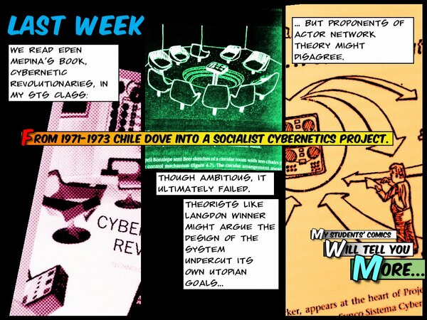 Thumbnail for STS Comic Strip Assignment: Cybernetic Revolutionaries