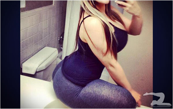 Thick White Girl Creamy Pussy