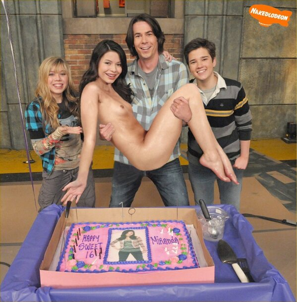 sam and cat naked pics