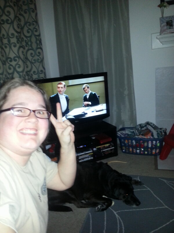 2 HOURS of Downton!! @PBS #DowntonPBS http://pic.twitter.com/FAgHl2dW