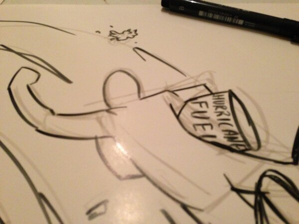 Twitter / FAKEGRIMLOCK: DRAWING THE WHIRLWIND. ...
