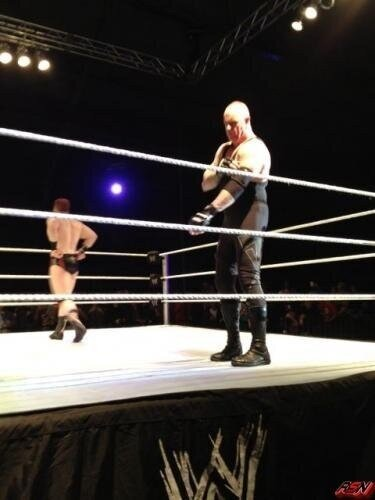The Undertaker - Twitter @WWE_News_Report