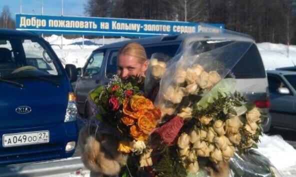 Анастасия Волочкова: Люди! Как же мне хорошо вдалеке от Москвы...