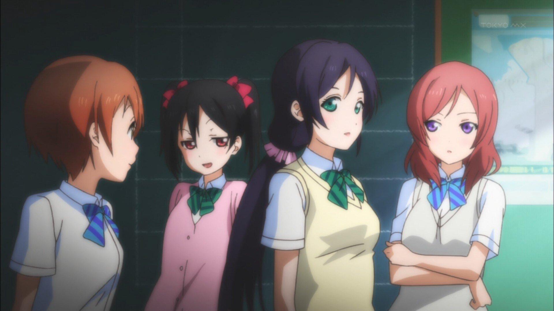 お前が言うなw #lovelive_Anime #lovelive http://t.co/dAG6EYdmMp