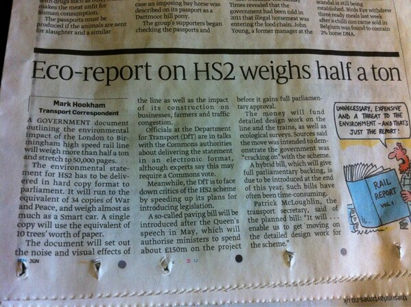 BD4Hq1dCEAAVVZM - Future transport society: The end of HS2?