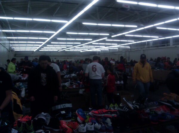 adidas sale at cow palace