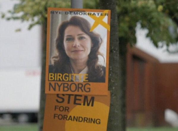 Borgen's Birgitte Nyborg