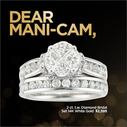 jcp Oscars 2013 Social Media Campaign - Dear Mani-Cam