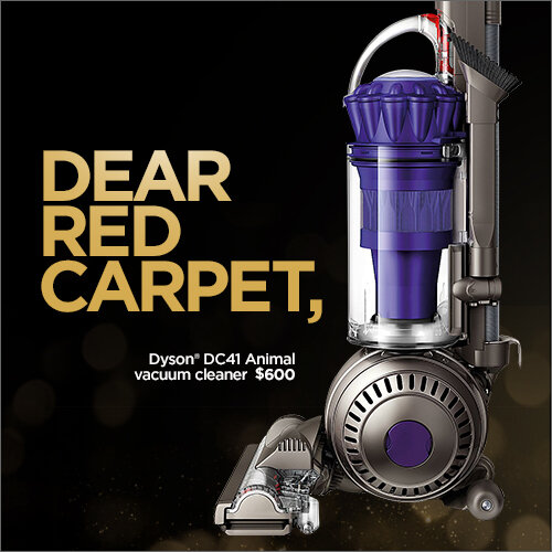 jcp Oscars 2013 Campaign - Dear Red Carpet