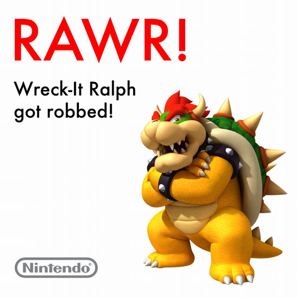 RT @NintendoAmerica: And now, a special message from Bowser... #Oscars http://pic.twitter.com/aY9jdIVFLL