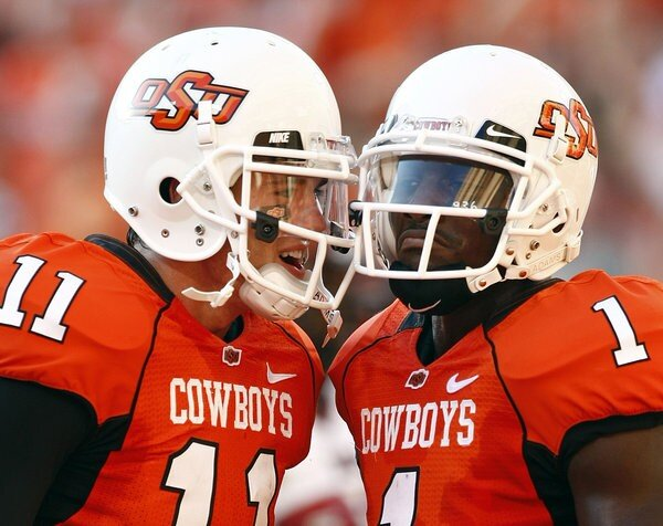 Dez Bryant On Twitter One Of The Best Duos In College