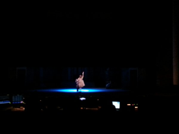 and it starts! #pbocinderella http://pic.twitter.com/5UR9s5Gi