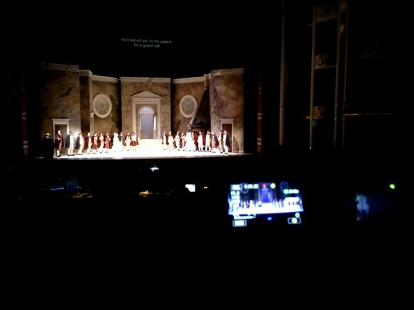 Cinderelle Cinderelle night n day it's Cinderelle... La Cenerentola at @KravisCenter #pbocinderella @palmbeachopera http://pic.twitter.com/Q1liqgLa