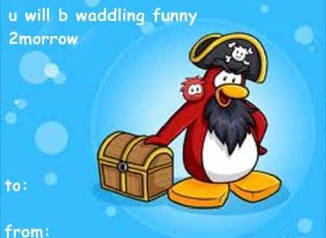 Penguin Valentine Cards Uk Valentine Gift – E Valentine Cards Uk