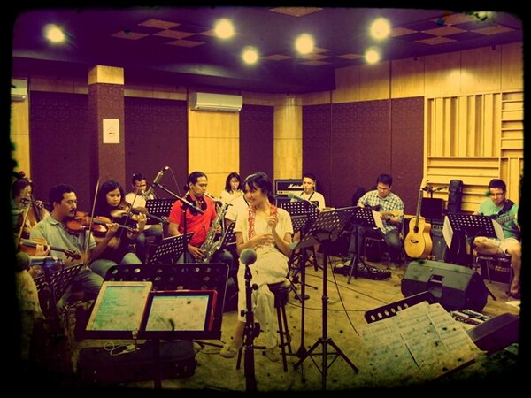 Practice Room Studio On Twitter Lea Simanjuntak At
