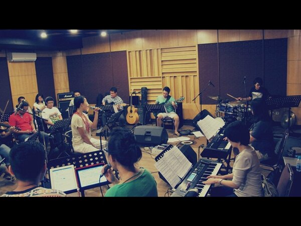 Practice Room Studio On Twitter Aminoto Kosin And Lea
