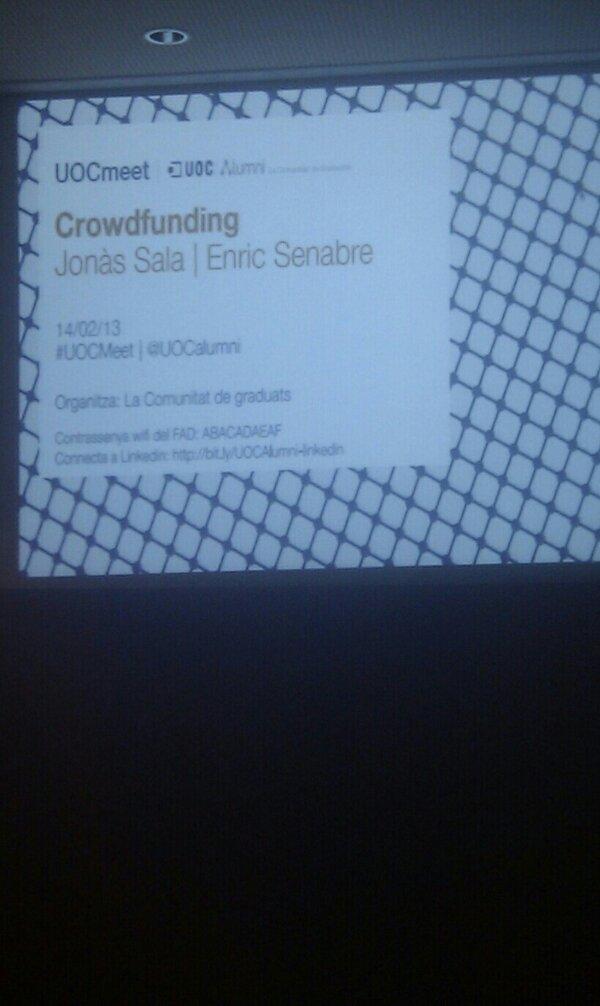 Thumbnail for UOCmeet Crowdfunding
