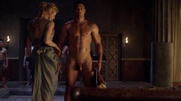 Spartacus penis