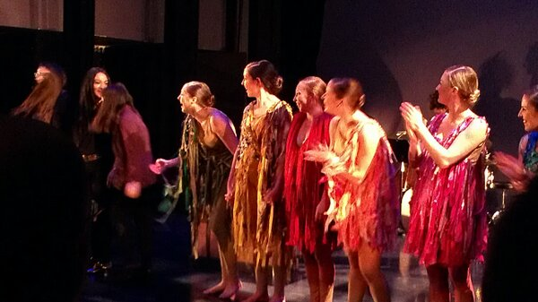 Group two, Uncloaked Awareness. #LVxParsons closing NYFW in style! http://pic.twitter.com/whuhPCO1