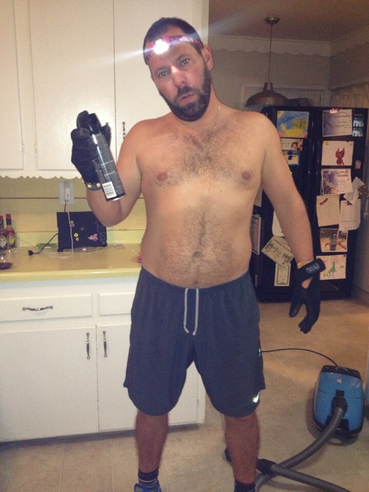bert kreischer the machine