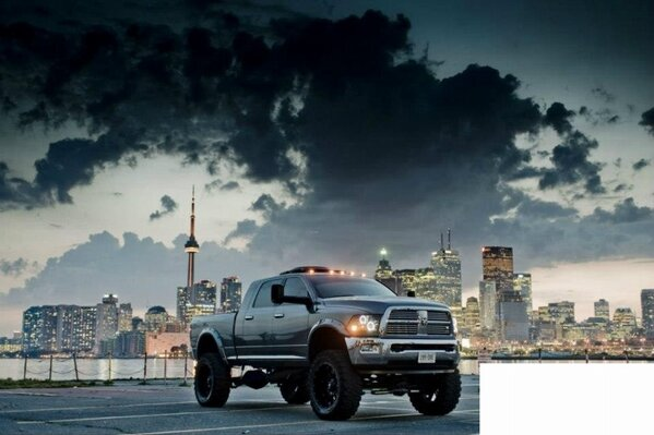 Lifted Trucks On Twitter Nice Truck Nice Background Http T Co Gp9qvouk