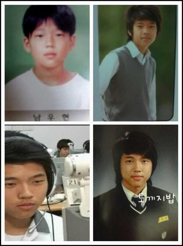 Imagini pentru woohyun graduation