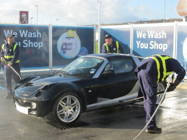 Waves car wash on twitter the sun is shining again so please visit waves car wash on twitter the sun is shining again so please visit our new tesco hand car wash in portsmouth north harbour po6 4sr httptyccikhet solutioingenieria