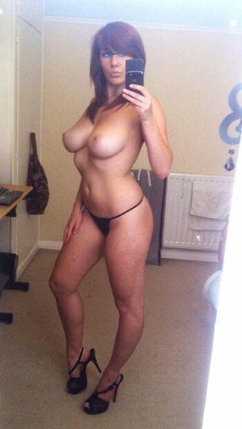 Шикарная голая жена фото