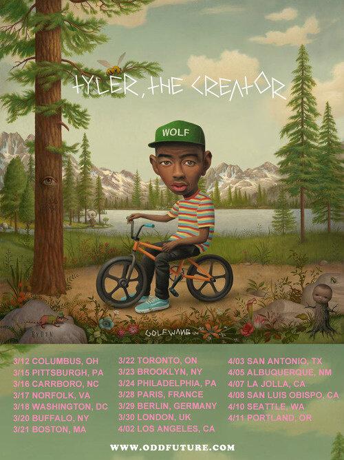 [Paris] Tyler, The Creator @ Trabendo (28/03/13) BDKldaLCYAEdqQN