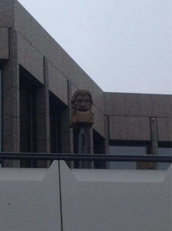 Das @Theat_Heilbronn scheint sich auf den #kultup  zu freuen. http://pic.twitter.com/o9H142fz