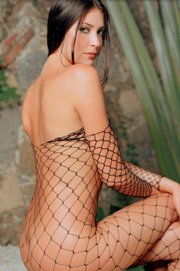 Lisa snowdon fakes naked 13