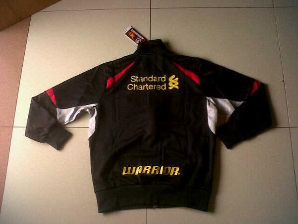 S Warrior FC Liverpool Sweatshirt Gr