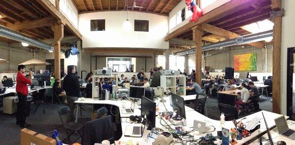 RT @songz: Full house for #musichackday San Francisco! http://pic.twitter.com/lTedelK5