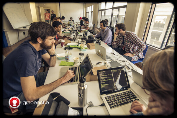 RT @GracenoteDev: We've posted a few #musichackday pics here. More to come. http://on.fb.me/XhfVpR http://pic.twitter.com/9qC28eiM