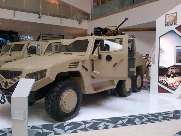 الصناعة العسكرية الجزائرية عربات Nimr(نمر)  - صفحة 2 BDTDUXVCEAENfig