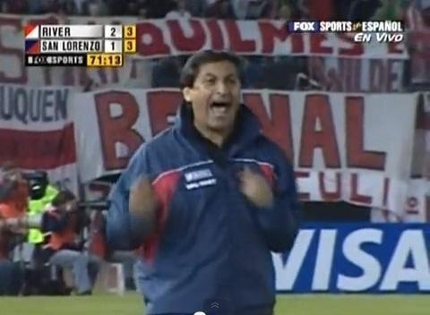 Un gran River Plate gano y hay fiesta !!