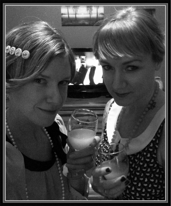 @L_MarysEyebrows would be jealous of our eyelashes tonight... #DowntonPBS http://pic.twitter.com/28rrh2fo