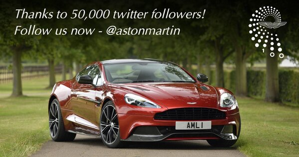 Aston Martin On Twitter For Those That Didnt See Our Tweet - Aston martin under 50k