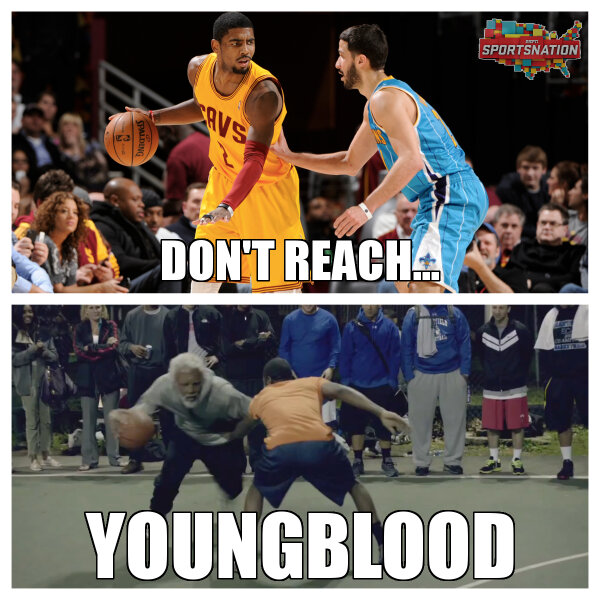 SportsNation On Twitter Uncle Drew PSA Dont Reach Youngblood