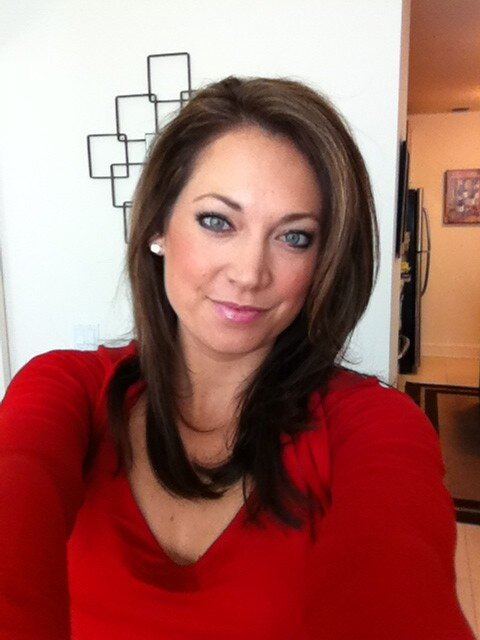 """Ginger Zee on Twitter: """"So happy I have fresh hair color"""