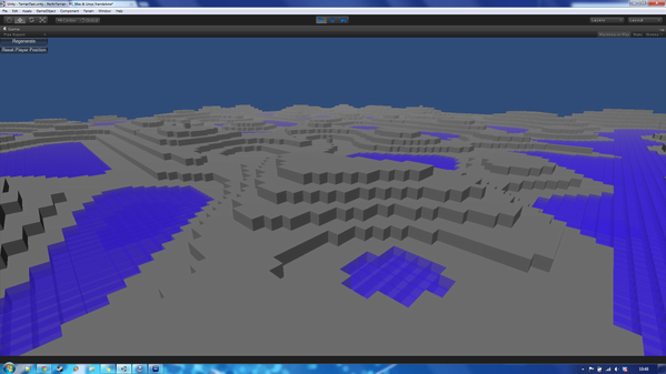 Single Perlin Minecraft