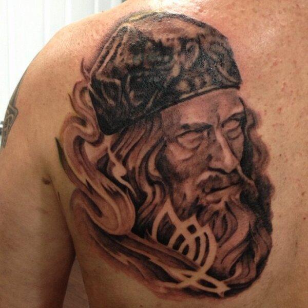 Get Ink Tattoo On Twitter Hephaestus Greek God Of Fire